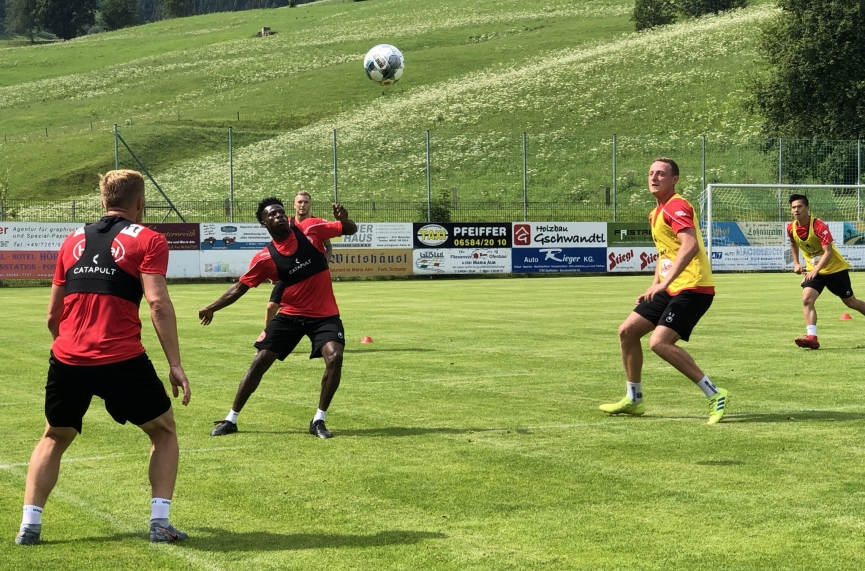 Ghanaian youngster Kelvin Ofori begins trials at German side Fortuna Düsseldorf
