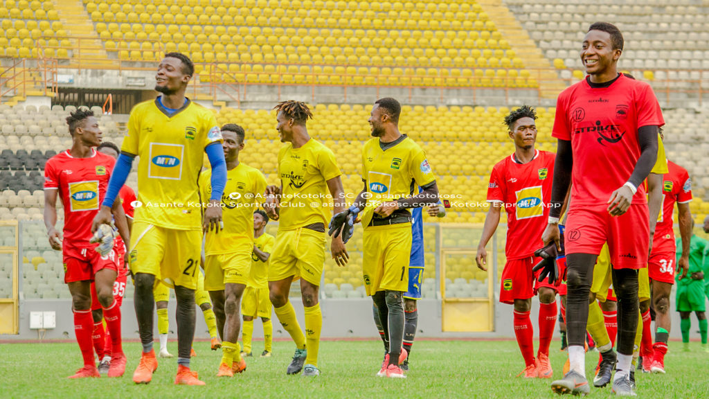 Asante Kotoko win friendly against Burkinabe side Rahimo FC