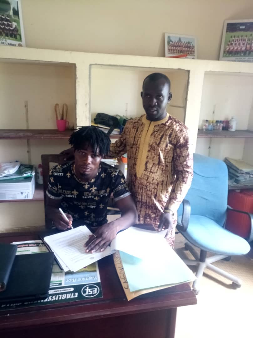 Ex-Bechem United duo join Ivorian club Societe Omnisports