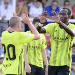 Dwamena is going to give us a lot - Real Zaragoza defender Daniel Lasure