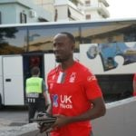 Nottingham Forest winger Albert Adomah delighted with preseason victory over Atromitos