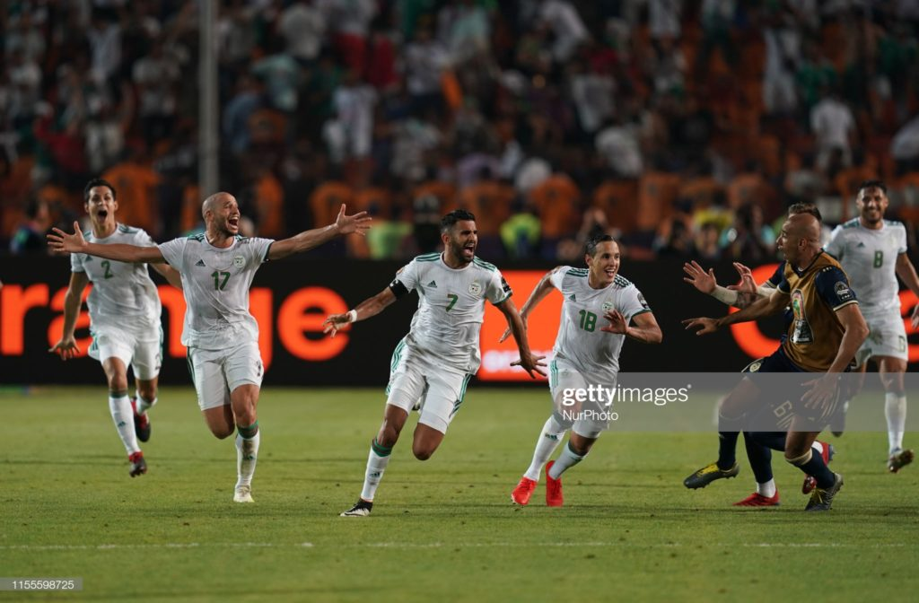 2019 Africa Cup of Nations: We have a chance to write our names in history- Algeria midfielder Adlene Guerdiora