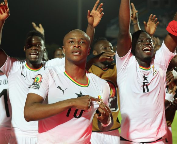 André Ayew calls on Black Meteors to conquer U-23 AFCON after Algeria victory