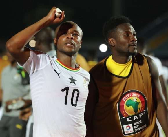 2019 Africa Cup of Nations: Ghana captain Andre Ayew hails efforts of Black Stars players