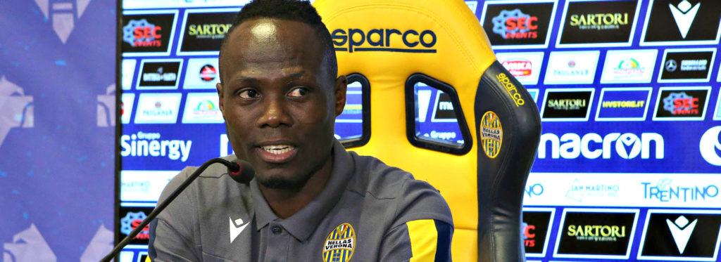 Emmanuel Agyeman-Badu excited about new challenge at Hellas Verona