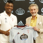 Joseph Aidoo to be unveiled as a Celta Vigo player on Friday