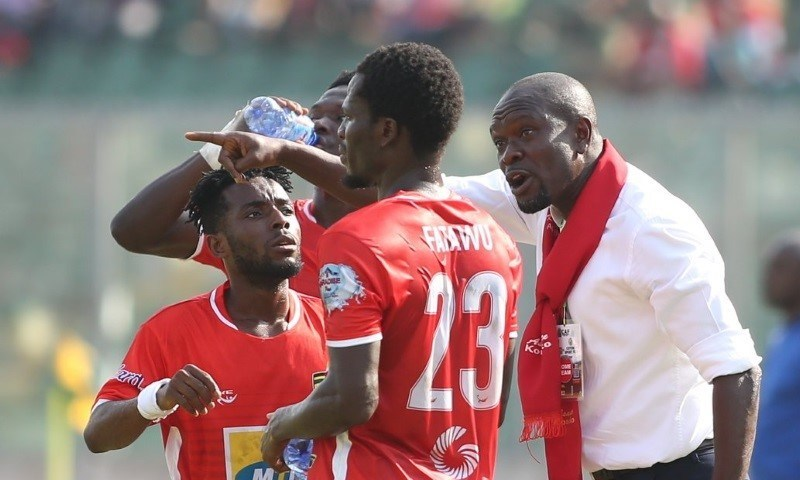 C.K Akonnor to reject Technical Director role at Asante Kotoko