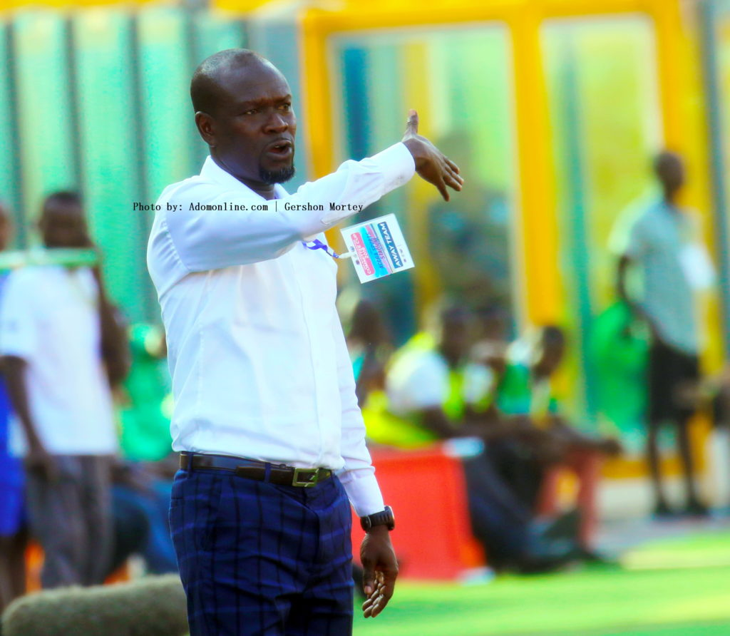 C.K Akonnor to earn GH¢ 8,500 salary if he accepts Kotoko technical director job