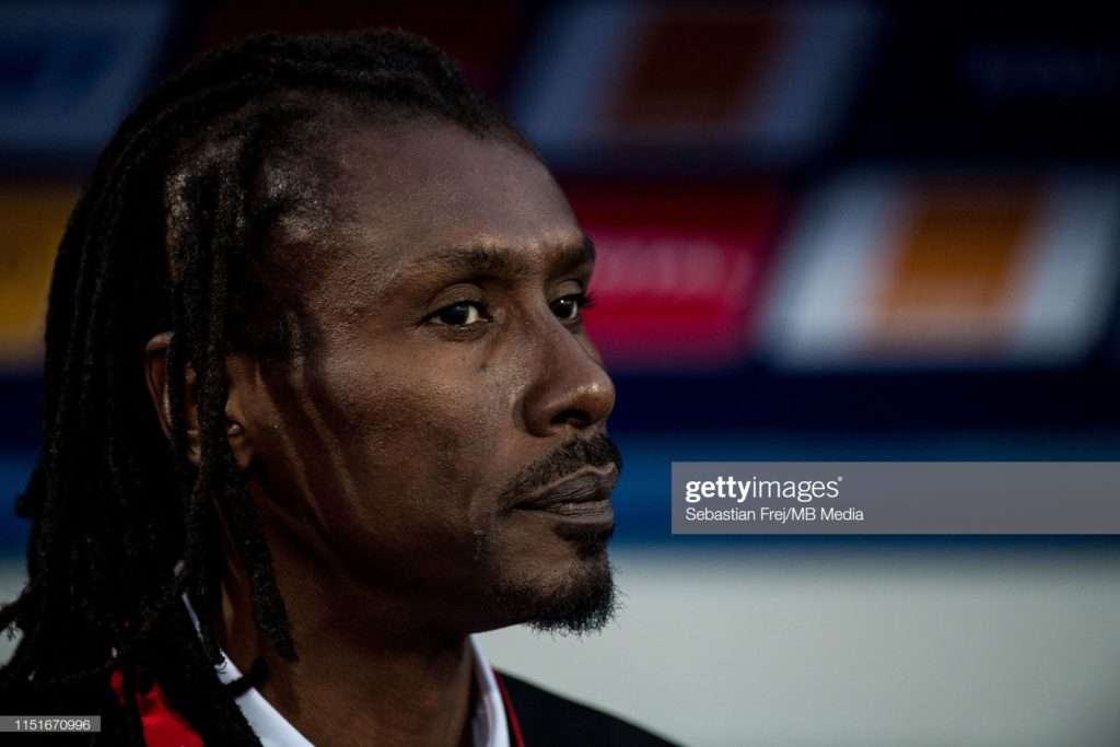 2019 Africa Cup of Nations: Senegal coach Aliou Cisse expects tough challenge from Benin