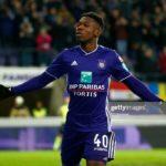 Brighton, Southampton chase Ghanaian forward Francis Amuzu