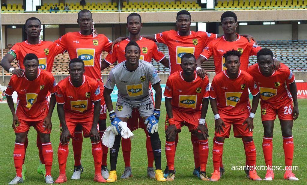 Asante Kotoko line up preseason friendly against Burkina Faso side Rahimo FC