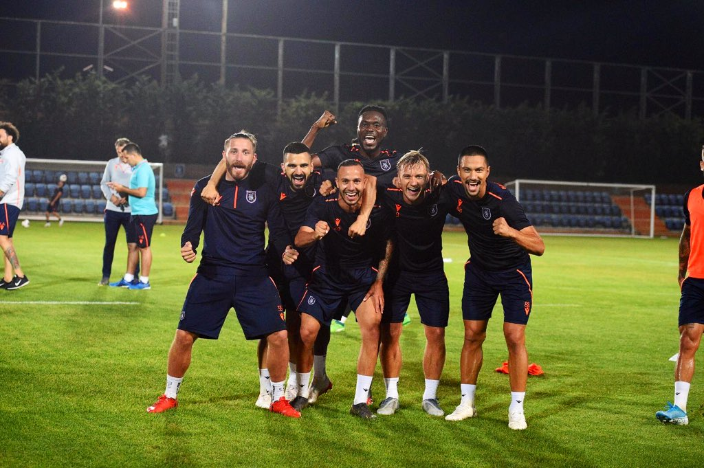 Joseph Attamah reports to ?stanbul Ba?ak?ehir preseason camp after AFCON with Ghana
