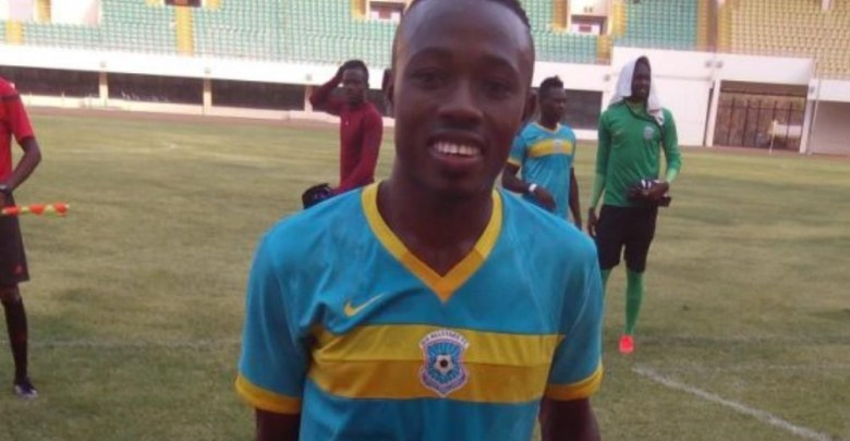AshantiGold snap up midfield ace David Abagna from Wa All Stars