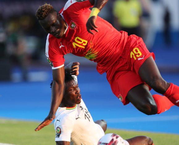 2019 Africa Cup of Nations: Genk star Joseph Aidoo marks tournament debut in Ghana win