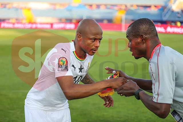 2019 Africa Cup of Nations: Ghana officials wrongfully accuse stadium manager as spy for Tunisia