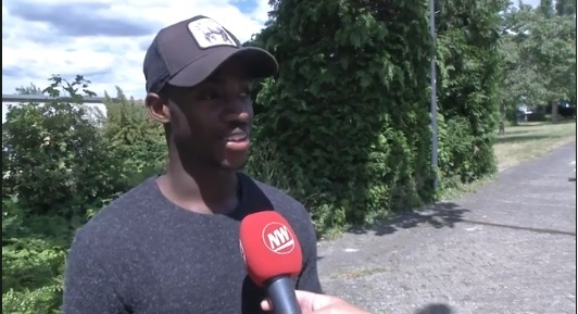 Winger Christopher Antwi-Adjei excited ahead of Paderborn's debut Bundesliga season