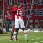 VIDEO: Richmond Boakye's goal and super assist for Red Star Belgrade in Champions League qualifier