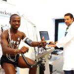 Moses Odjer undergoes medical at Salernitana ahead of pre-season