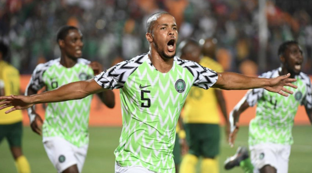 Match Report: Nigeria steal late win against South Africa to reach semis