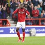 Albert Adomah's solo strike hands Nottingham Forest victory over Crystal Palace in pre-season