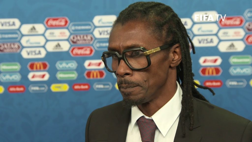 2019 Africa Cup of Nations: We just want to win the AFCON trophy- Senegal coach Aliou Cisse