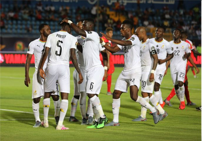Match Report: Guinea-Bisssau 0-2 Ghana - Jordan Ayew and Thomas Partey on target as Black Stars finish top of Group F