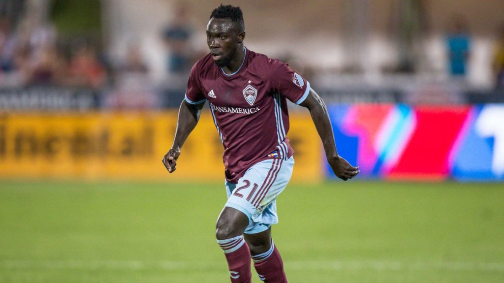 Nana Boateng reaches mutual agreement with Colorado Rapids to terminate contract