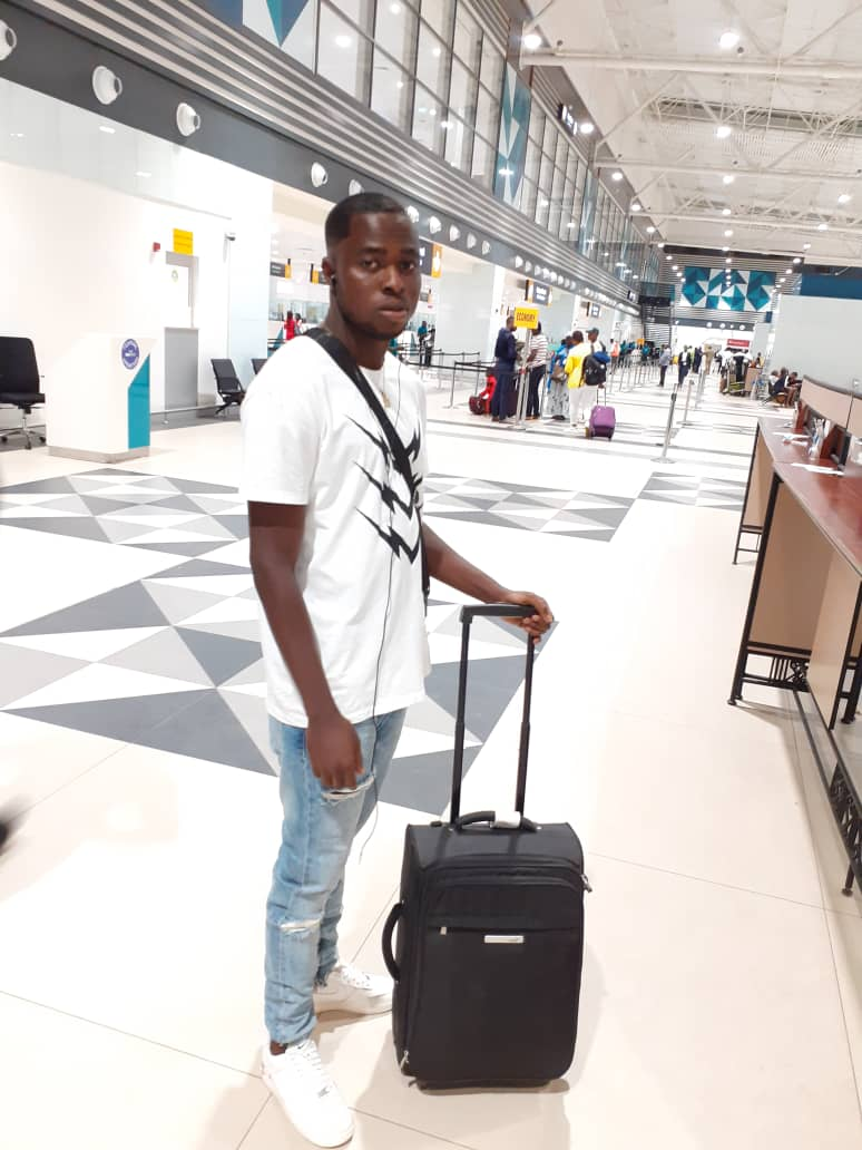 EXCLUSIVE: AshantiGold star Appiah McCarthy lands in Switzerland for FC Chiasso 'observation'