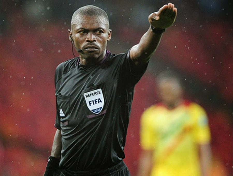 2019 Africa Cup of Nations: Tough Gabonese referee Eric Otogo Castane to officiate Ghana- Guinea Bissau clash