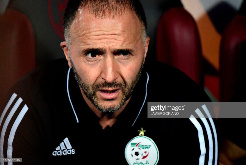 2019 Africa Cup of Nations: Algeria 100% ready for Senegal in the final- Djamel Belmadi