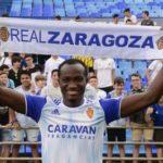 Raphael Dwamena targets La Liga promotion with Real Zaragoza