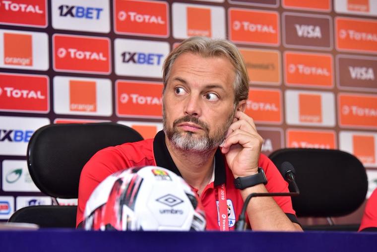 Breaking News: Frenchman Sebastien Desabre resigns as Uganda coach after AFCON exit