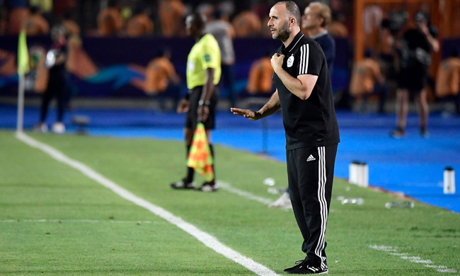 2019 Africa Cup of Nations: Algeria coach Belmadi hopes African coaches will get more opportunities