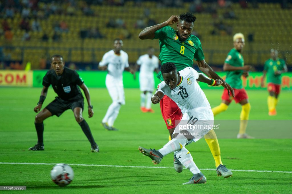 2019 Africa Cup of Nations: Samuel Owusu to benefit from Atsu's injury