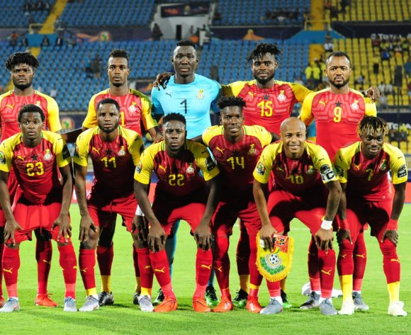 Ghana to know opponents for 2022 FIFA World Cup qualifiers on Monday