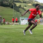 Spanish giants FC Barcelona considering loan deal for Ghana youth star Gideon Mensah