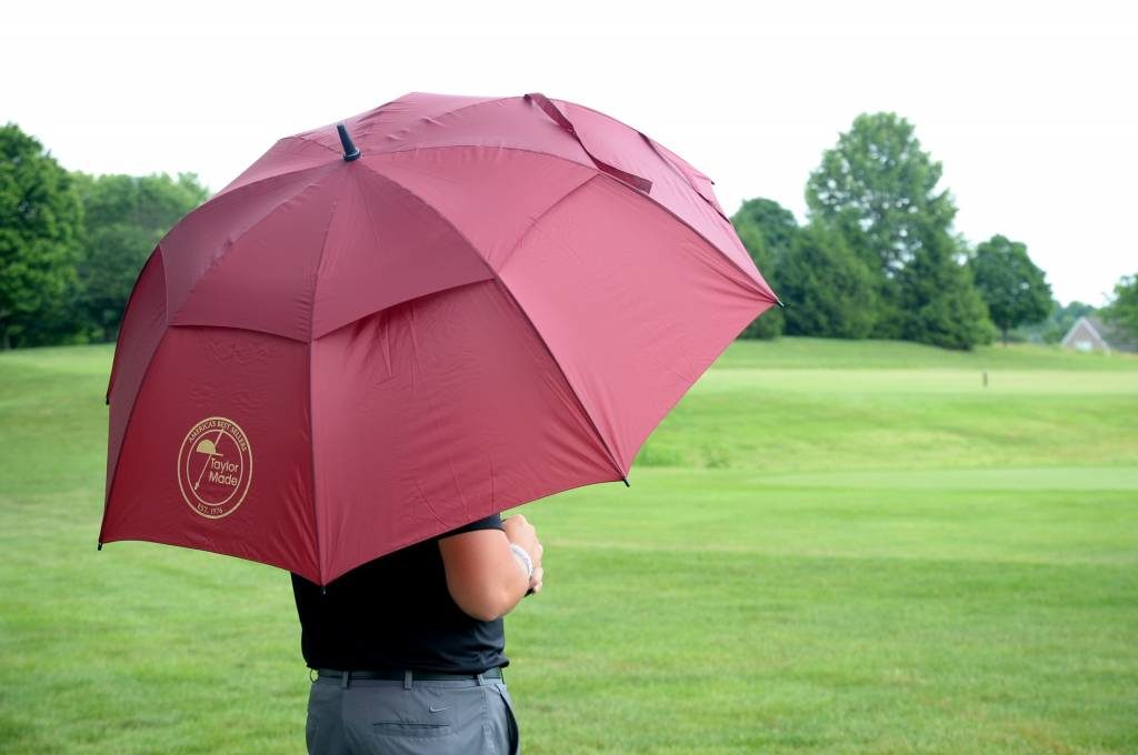 Why it's worth investing in a high-quality umbrella for golf