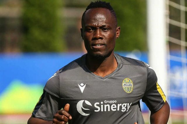 Ghana ace Emmanuel Agyemang-Badu hospitalized after being diagnosed with blood clot in the lungs