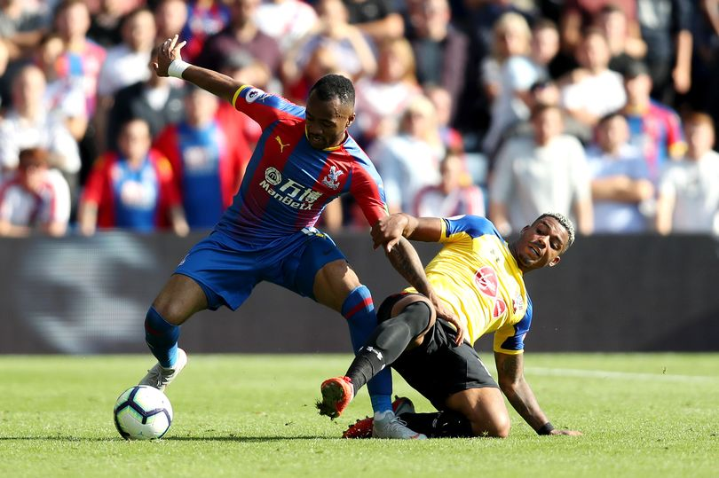 Jordan Ayew set to complete Crystal Palace move after AFCON exit