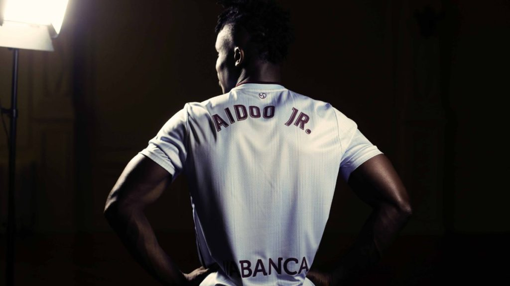 Joseph Aidoo given days off by Celta Vigo, set to start training on July 26