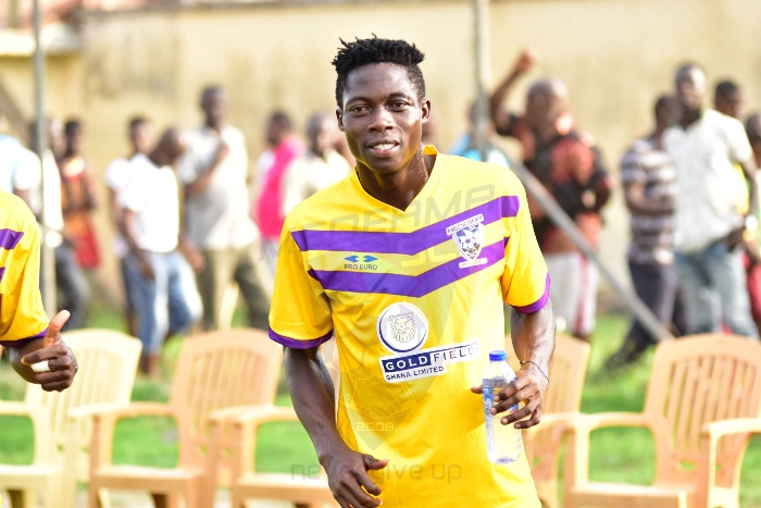 Breaking News: Kotoko reach agreement with Medeama over Justice Blay, midfielder to undergo medical on Wednesday