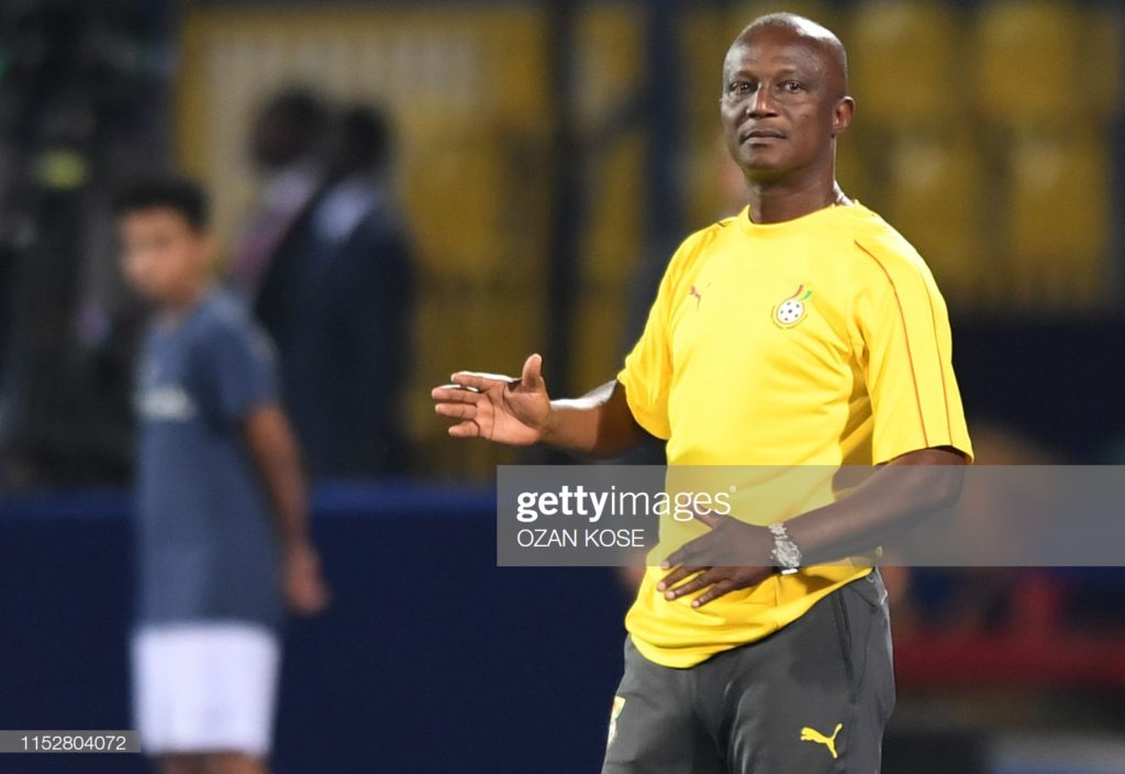2019 Africa Cup of Nations: Ghana coach Kwesi Appiah sure of victory against Guinea-Bissau