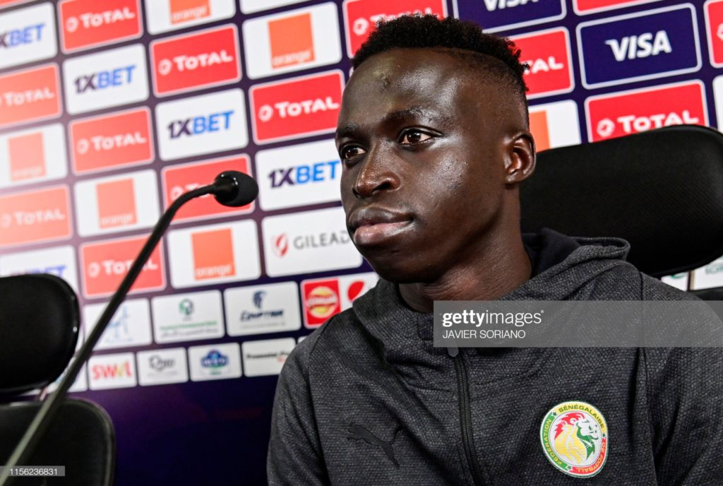 2019 Africa Cup of Nations: We have learnt our lessons from the group stage defeat to Algeria- Senegal midfielder Kreppin Diatta
