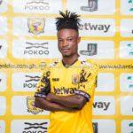 Ashantigold confirm signing of Eleven Wonders defender Kwadwo Amoako