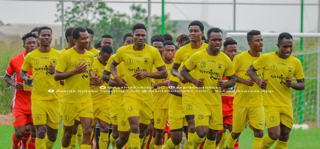 Kotoko begins preparations today ahead of CAF Champions League campaign on August 9