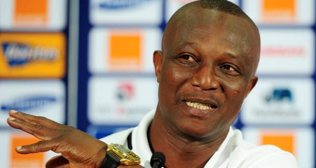 2019 Africa Cup of Nations: Ghana clashing with Nigeria will be a World Cup match - Kwesi Appiah