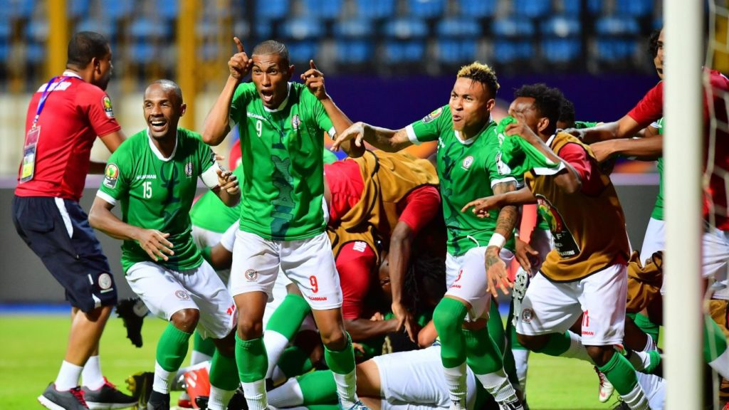 Match Report: Madagascar fairytale continues with shootout win