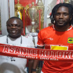 Ivorian forward Adingra Moussa finally lifts lid on Asante Kotoko contract termination