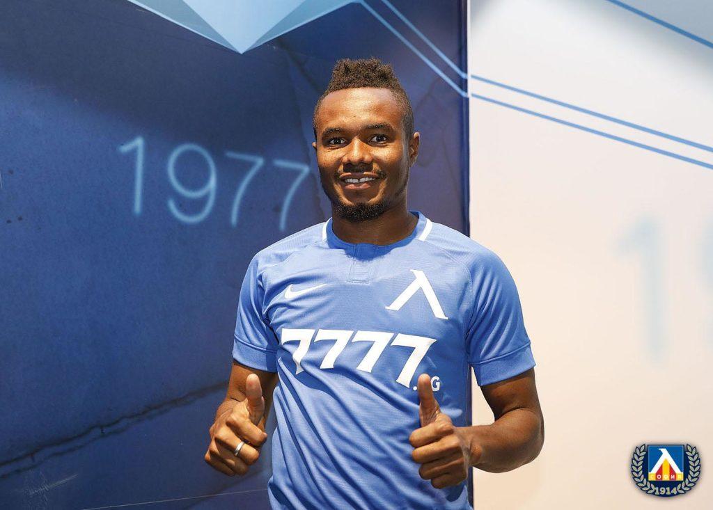 EXCLUSIVE: Swedish side BK Häcken offered chance to sign former hero Mohammed Nasiru