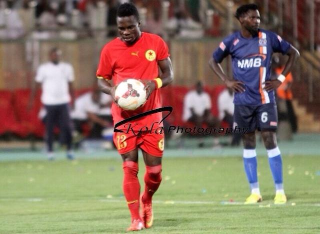 Augustine Okrah rejoins Kotoko on a two year deal